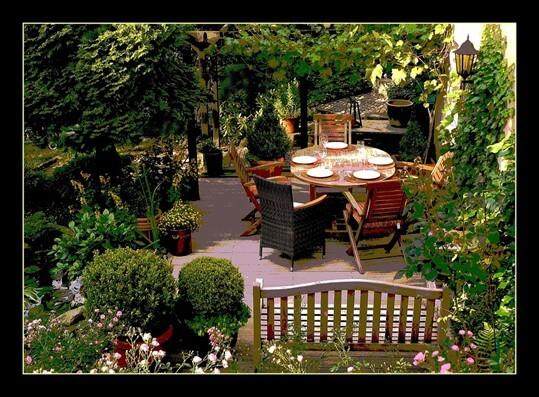 Einrichtungsideen für den Garten