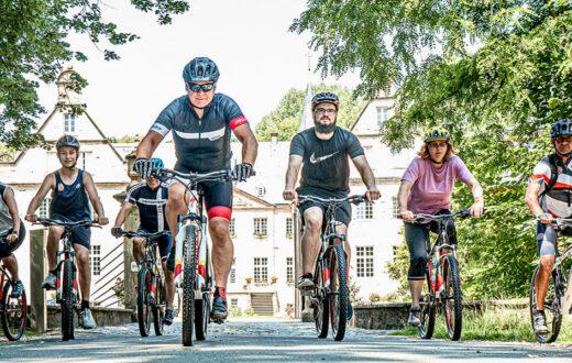 Mountainbike-Touren-Teuto