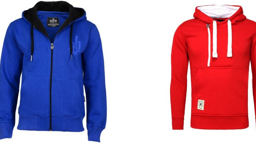 Sweatjacken und Zip-Hoodies