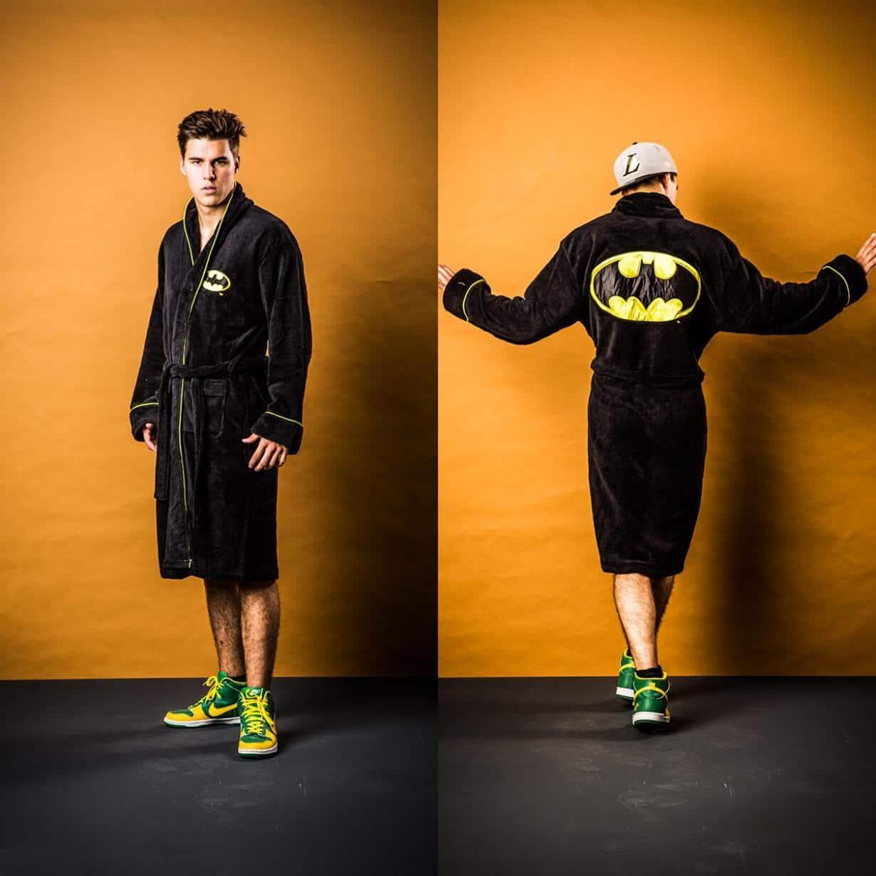Bademantel Batman