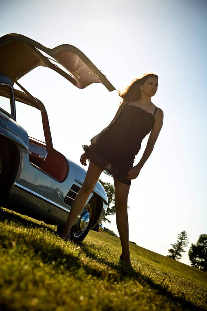 fotoshooting- outdoor-mercedes300sl-fashion-rene-luedke